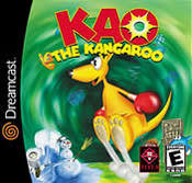 Kao The Kangaroo Dreamcast