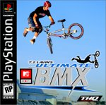MTV Sports: TJ Lavin's Ultimate BMX PSX