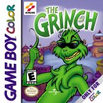 The Grinch Game Boy
