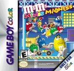 M & M's Mini Madness Game Boy