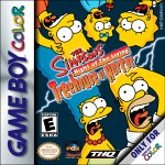 The Simpsons: Night of the Living Treehouse of Horror Game Boy