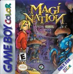 Magi Nation Game Boy