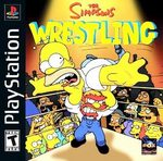 Simpsons Wrestling PSX