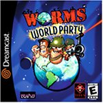 Worms World Party for Dreamcast last updated Aug 14, 2001