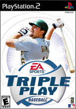 Triple Play Baseball for PlayStation 2 last updated Jun 28, 2002