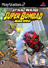 Star Wars: Super Bombad Racing PS2