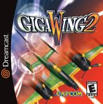 Giga Wings 2 Dreamcast