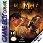 The Mummy Returns Game Boy