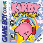 Kirby Tilt n' Tumble Game Boy