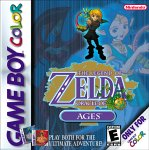 The Legend Of Zelda: Oracle Of Ages Game Boy
