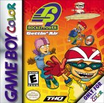 Rocket Power Game Boy