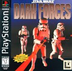 Star Wars Dark Forces PSX