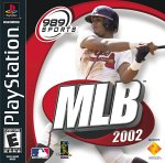 MLB 2002 for PlayStation last updated Sep 24, 2001
