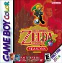 The Legend of Zelda: Oracle of Seasons Game Boy