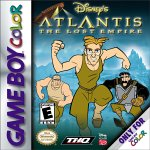 Atlantis Game Boy