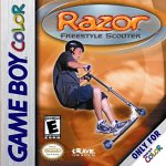 Razor Freestyle Scooter Game Boy