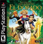 The Road to El Dorado PSX