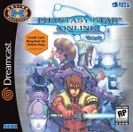 Phantasy Star Online Version 2 for Dreamcast last updated Apr 17, 2002