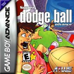 Super Dodge Ball Advance GBA
