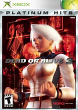 Dead or Alive 3 for Xbox last updated May 29, 2010