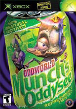 Oddworld: Munch's Oddysee for Xbox last updated May 02, 2013