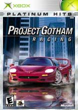 Project Gotham Racing for Xbox last updated May 03, 2004