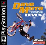 Dave Mirra Freestyle BMX PSX