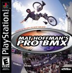 Mat Hoffman's Pro BMX for PlayStation last updated Nov 16, 2002