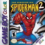 Spider-Man 2: The Sinister Six Game Boy