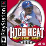 High Heat Major League Baseball 2002 PSX
