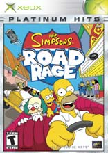 Simpsons, The: Road Rage for Xbox last updated Jun 08, 2009