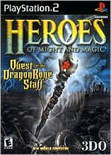 Heroes of Might and Magic PS2