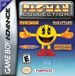 Pac-Man Collection for Game Boy Advance last updated Apr 11, 2003