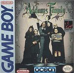 Addams Family Game Boy