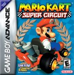 Mario Kart: Super Circuit for Game Boy Advance last updated Jan 31, 2008