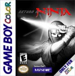 Return of the Ninja Game Boy