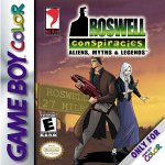 Roswell Conspiracies: Aliens, Myths And Legends Game Boy
