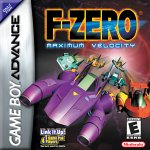 F-Zero: Maximum Velocity for Game Boy Advance last updated Feb 22, 2002