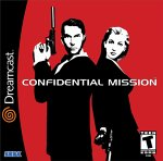 Confidential Mission Dreamcast