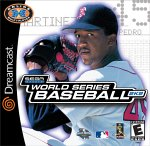 World Series Baseball 2K2 Dreamcast