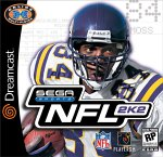 NFL 2K2 for Dreamcast last updated Jul 31, 2002