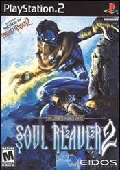 Legacy of Kain: Soul Reaver 2 PS2