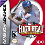 High Heat Major League Baseball 2002 GBA