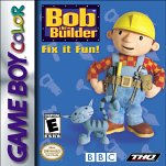 Bob the Builder Game Boy