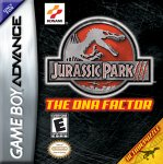 Jurassic Park III: The DNA Factor for Game Boy Advance last updated Dec 29, 2001