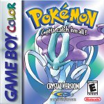 Pokemon Crystal Game Boy