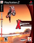 ESPN X Games: Skateboarding PS2