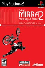 Dave Mirra Freestyle BMX 2 for PlayStation 2 last updated Dec 17, 2007