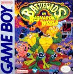 Battletoads in Ragnorak's World Game Boy