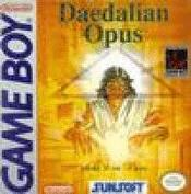 Daedalian Opus Game Boy